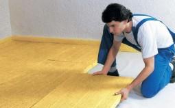 Варианты утепления бетонного пола в частных домах