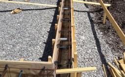 Устройство и схема подушки под фундаментные блоки