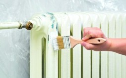 Идеи декорирования старого радиатора отопления