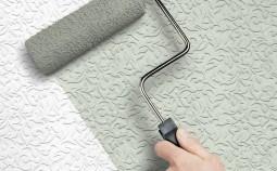 Какой валик выбрать для покраски потолка или стен?