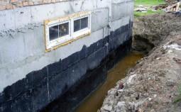 Как сделать качественную гидроизоляцию подвала своими руками