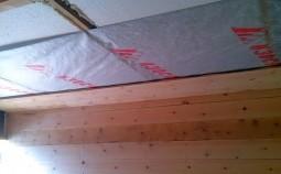 Руководство по надежной пароизоляции деревянных перекрытий