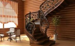 Лучшие материалы для постройки лестницы в доме