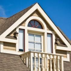 Особенности конструкции и монтажа слуховых окон для крыш