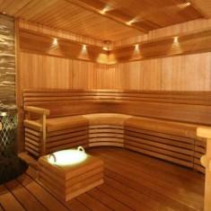 Из чего и как лучше сделать пол в бане?