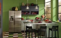 Самые лучшие материалы для отделки стен на кухне