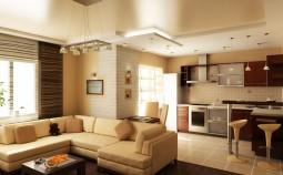 Объединить кухню и гостиную просто: 5 советов от строителей