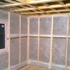 Инструкция по утеплению стен деревянного дома изнутри
