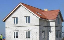 Особенности строительства домов из газоблоков (газобетона)