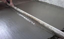 Как правильно сделать стяжку на деревянный пол под плитку