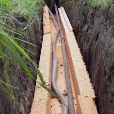 Как утеплить водопроводные трубы на дачном участке?