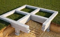 Выбор подходящего вида фундамента для частного дома