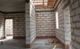 Способы внутренней отделки пенобетонных домов
