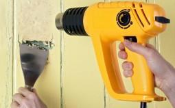 Проверенные способы удаления старой краски со стен
