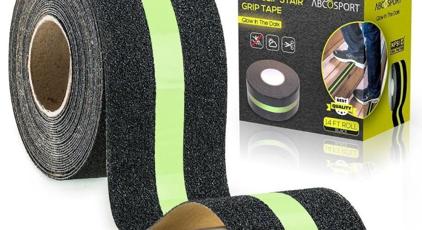 Антискользящие накладки на ступени – залог безопасности передвижения
