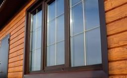 Вставляем окно в доме из дерева своими руками