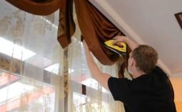Хозяйке на заметку: как легко погладить шторы