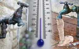 Замерзла вода в трубе дома – что делать?