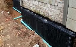 Современные способы гидроизоляции фундамента и подвала в уже построенном доме