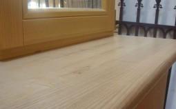 Изготовление и правильная установка подоконника из дерева