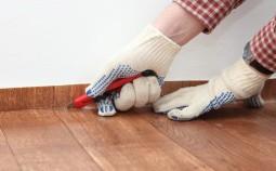 Инструкция по укладке линолеума на деревянный пол
