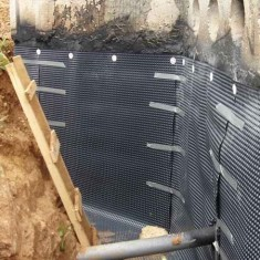 Эффективные способы гидроизоляции фундаментов разных типов