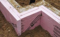 Основные методы утепления фундамента в частном строительстве
