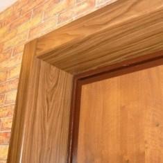 Чем и как отделать откосы входной двери изнутри?