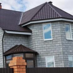 Как своими руками построить дом из керамзитоблоков