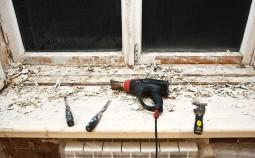 Технология реставрации старых деревянных окон