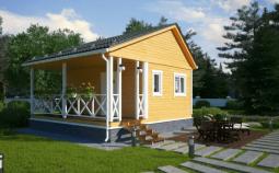 Лучший строительный материал для постройки дачного дома