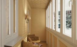Бюджетные способы утепления лоджии и балкона