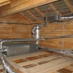 Естественная и принудительная вентиляция в доме