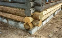 Инструкция по замене нижних венцов деревянных домов