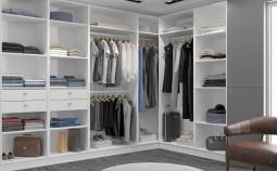 7 идей размещения гардеробной в квартире