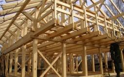 Решение узлов в каркасном деревянном доме