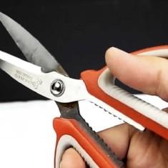 Как заточить ножницы в домашних условиях?