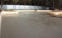 Технология строительства фундамента финская плита