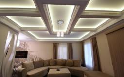 Чем заменить натяжной потолок: советы строителей и отделочников