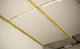 Способы утепления потолка в доме пенопластом
