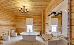 Как правильно сделать санузел в доме из дерева