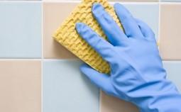 Как и чем оттереть плитку после ремонта?