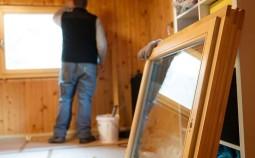 Инструкция по остеклению деревянных окон