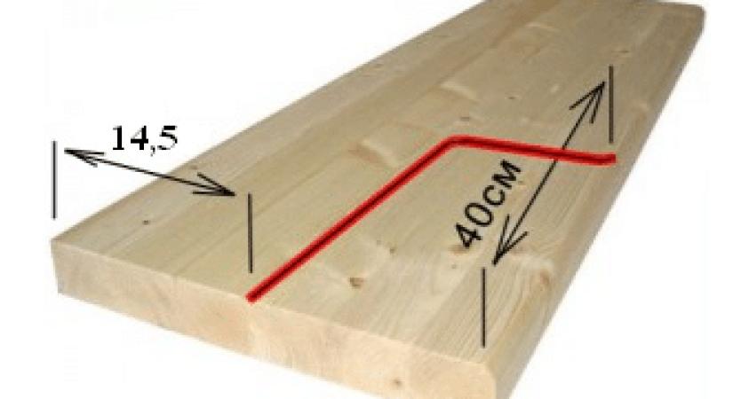 схема ступени