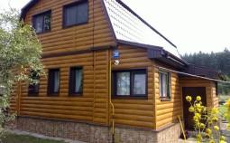 Отделочные материалы из дерева для наружной облицовки стен