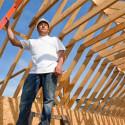 Самостоятельное возведение крыши частного дома