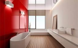 Как обшить ванную пластиковыми панелями?