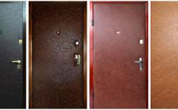 Как обить дверь дермантином своими руками?