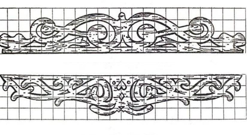 Примеры шаблонов для изготовления трафаретов
