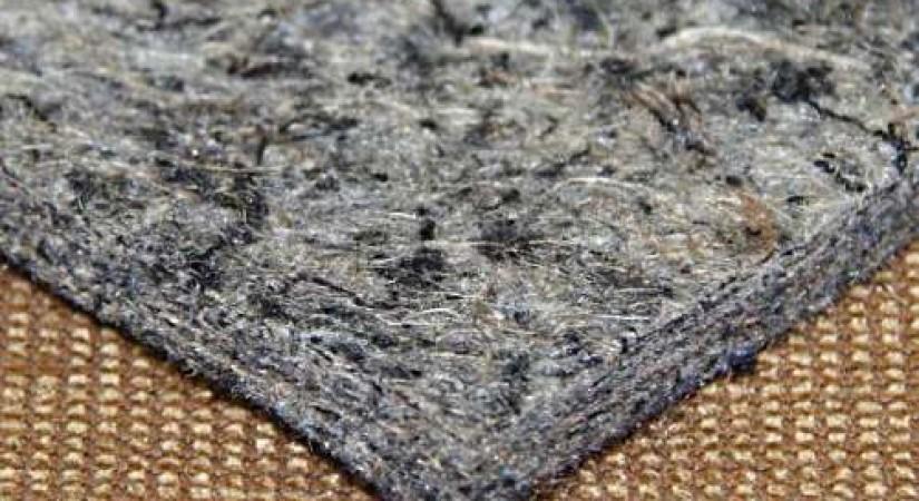 Комбинированная подложка под линолеум